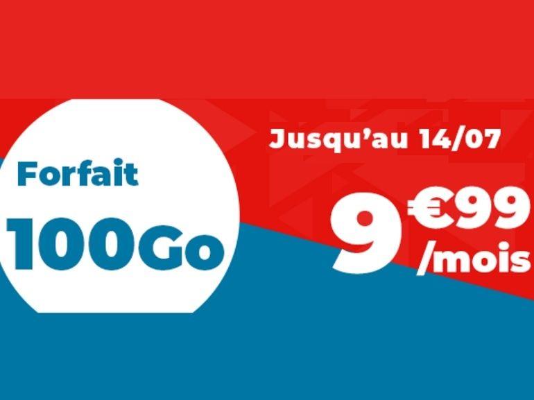 Forfait mobile : que vaut l'offre 100 Go à 10€ d'Auchan Télécom ?