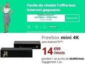 Freebox vs. RED Box : quel forfait internet fibre
