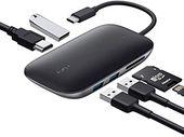 Bon plan : un hub USB-C 6 en 1 à 14,99€ (-50%)