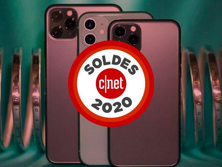 Soldes d'été 2020 : Amazon, Cdiscount, Rue du Commerce, où acheter son iPhone au meilleur prix ?