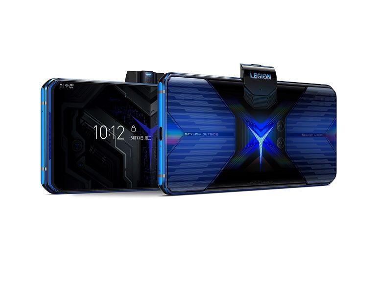 Lenovo dévoile son premier smartphone 5G gaming, le Legion Phone Duel