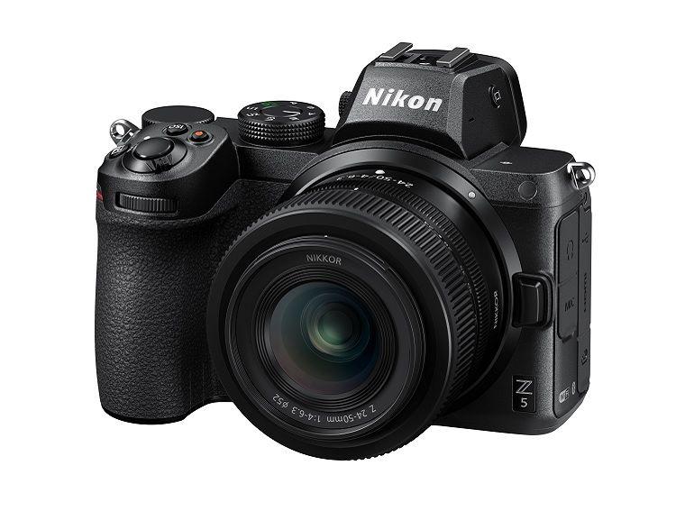 Nikon Z5 : un nouvel hybride plein format moins cher pour compléter la gamme