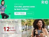 RED SFR vs Free Mobile : le match des forfaits 80 Go à moins de 15€