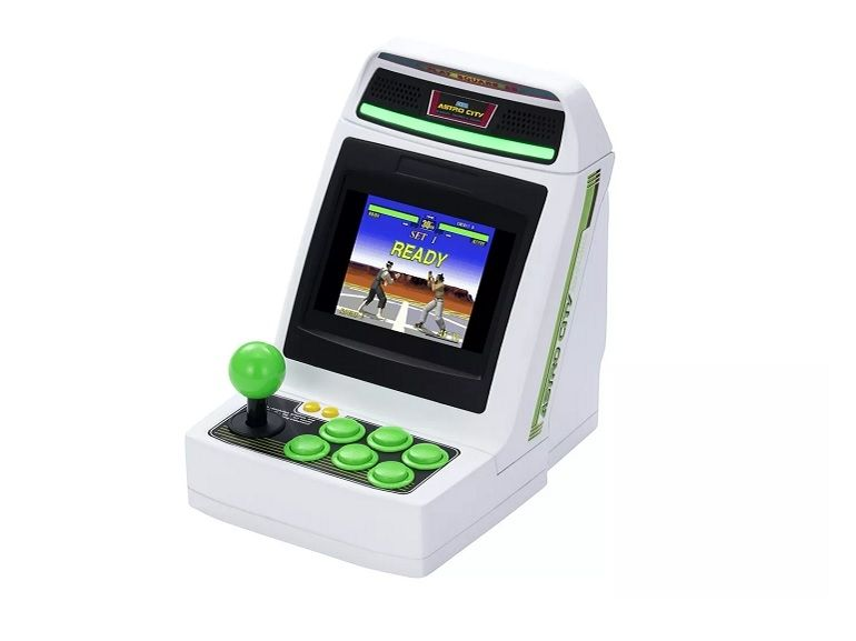Sega va lancer une version mini de sa borne d'arcade Astro City