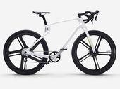 Superstrata présente son vélo électrique avec un cadre monocoque imprimé en 3D