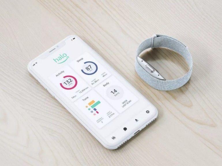Amazon débarque sur le marché du fitness avec son bracelet Halo et une application