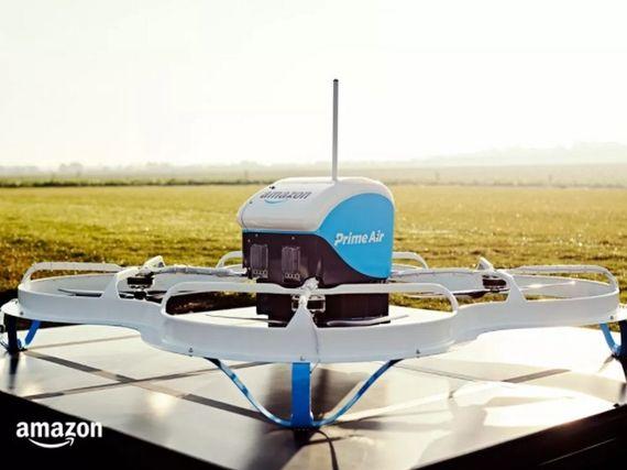 Amazon Prime Air : feu vert pour la livraison par drones aux Etats-Unis