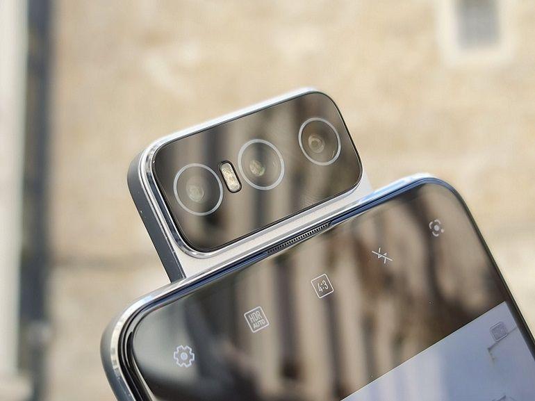 Asus ZenFone 7 et 7 Pro : Flip Camera, 5G, OLED… l'attirail des plus grands