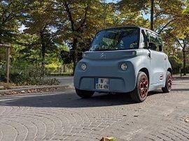 Test : Citroën Ami, suffisamment d'arguments pour devenir un bon daily ?