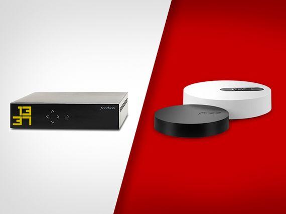 Freebox Pop vs Mini 4K : prix, services, débit, laquelle des box est la plus intéressante ?