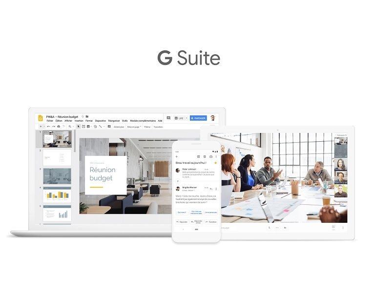 G Suite : Google prépare une mise à jour sur Android et iOS