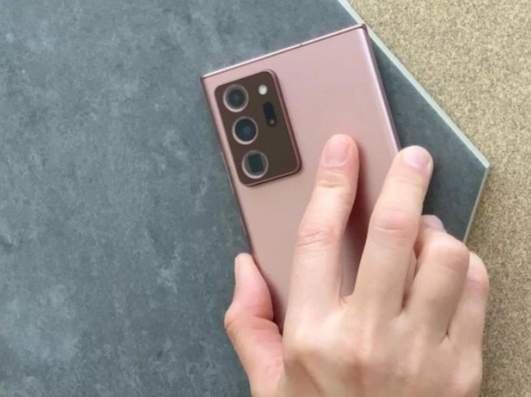 Galaxy Note 20 Ultra : le crash test vidéo
