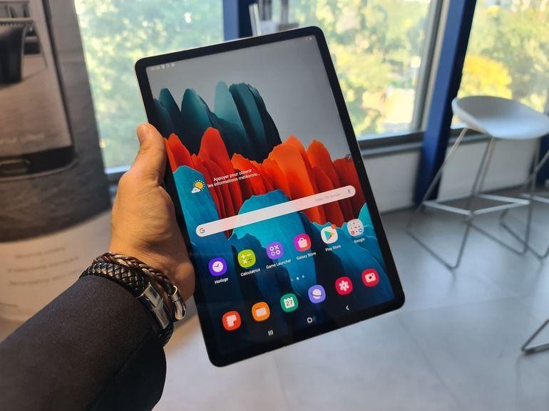 Samsung dévoile ses Galaxy Tab S7 et S7 Plus : deux tablettes pour se frotter à l'iPad Pro d'Apple