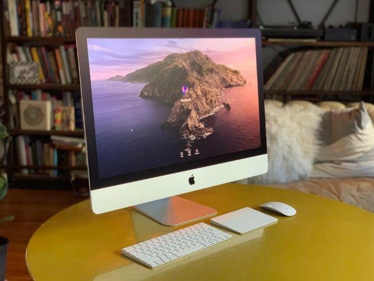 Apple iMac 27 pouces (2020) : la prise en main