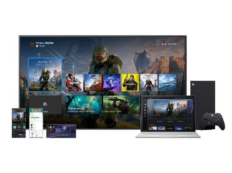 L'interface des prochaines Xbox Series X se dévoile