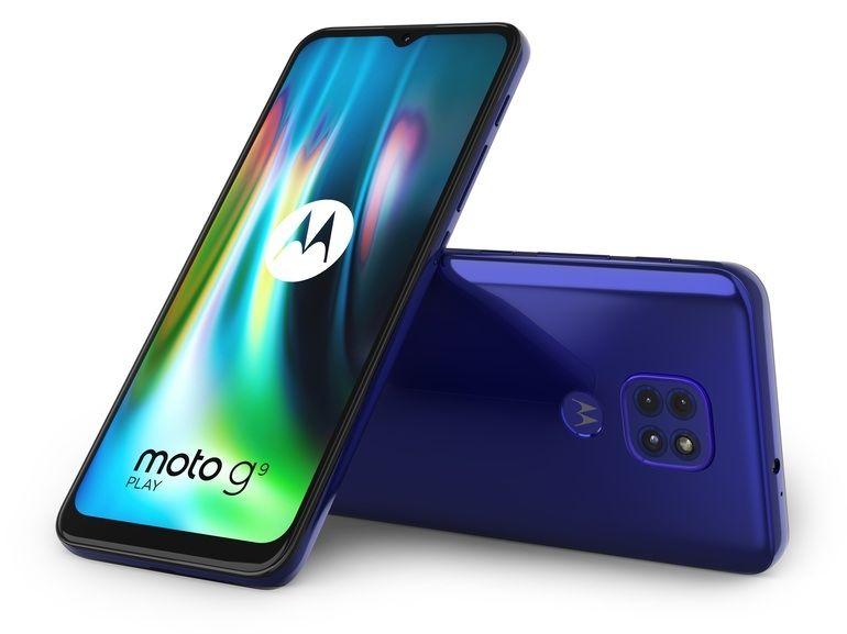 Motorola présente le Moto G9 Play, un smartphone accessible à la fiche technique prometteuse