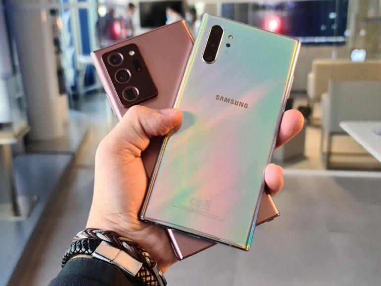 Samsung Galaxy Note 20 vs Note 10 vs Note 9 : ce que l'on perd, ce que l'on gagne