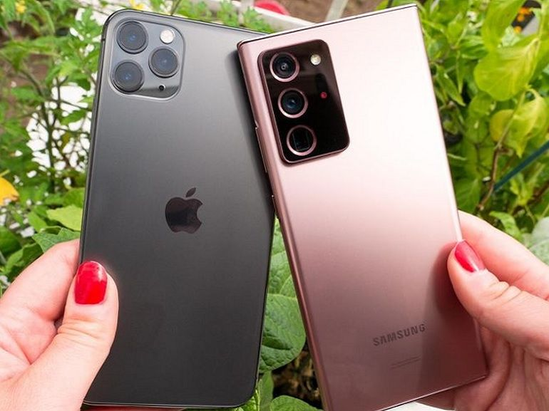 Galaxy Note 20 Ultra vs iPhone 11 Pro Max : grand-angle, mode nuit, zoom… qui est le champion de la photo ?