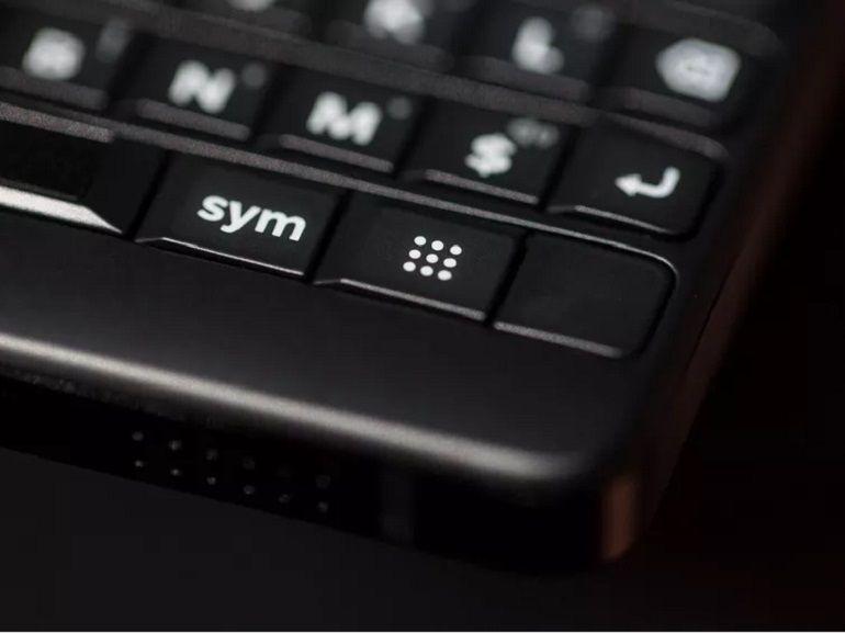 BlackBerry revient en 2021, avec la 5G et un clavier physique