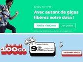 Forfait 100 Go à partir de 10 euros : qui choisir entre RED by SFR et NRJ Mobile ?