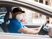 Uber : un selfie pour prouver que les clients portent un masque