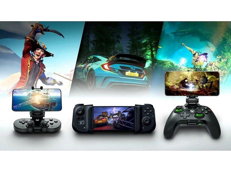 Microsoft annonce des accessoires certifiés Xbox pour jouer depuis son smartphone