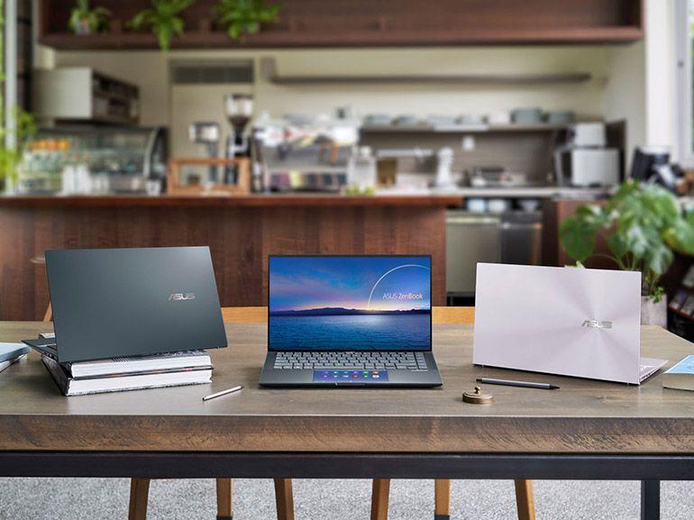 Asus dévoile ses nouveaux Zenbook et Vivobook équipés de processeurs Tiger Lake