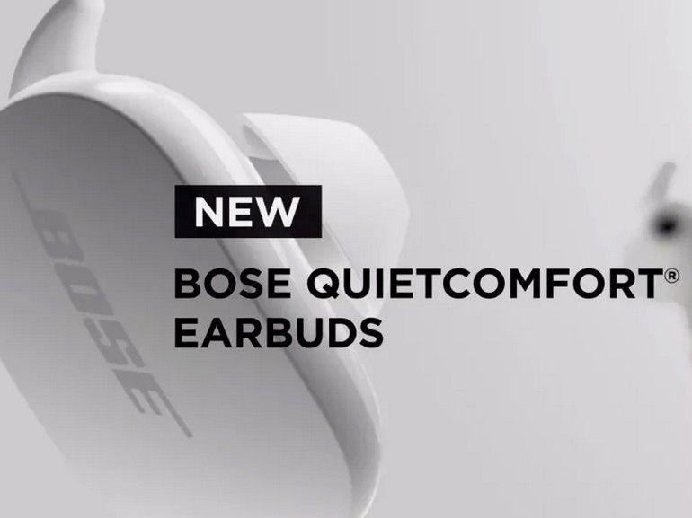 Voici les QuietComfort Earbuds, les nouveaux écouteurs sans fil de Bose