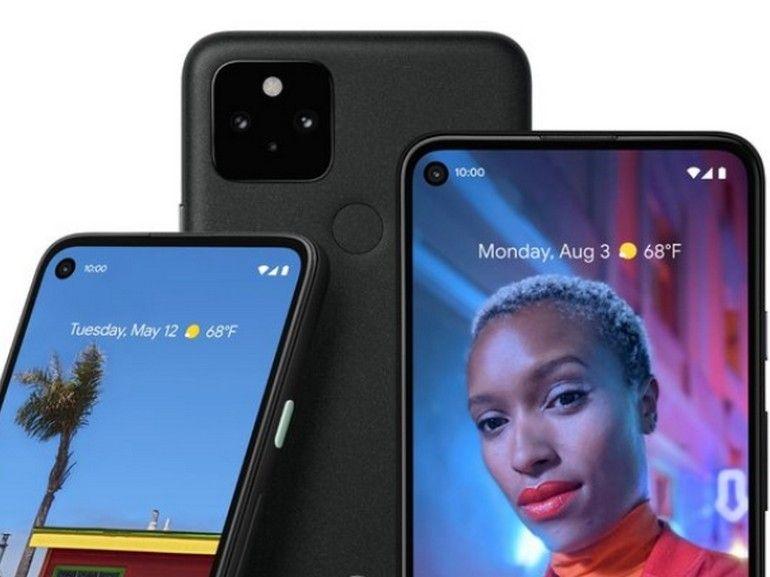 Google Pixel 5 vs Pixel 4a 5G, Pixel 4A et Pixel 4 : le match des fiches techniques