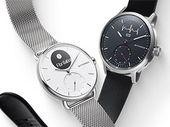 Withings ScanWatch : prise en main de la montre connectée qui vous veut du bien