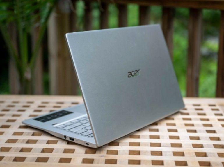 Test de l'Acer Swift 3 (14 pouces, 2020) : un ultraportable léger et performant à prix raisonnable