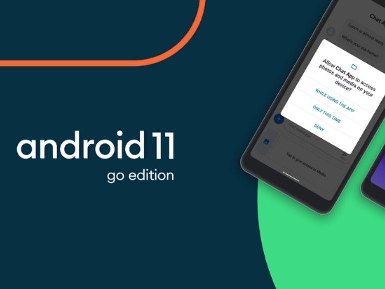 Android 11 (Go Edition) est disponible, de meilleures performances et de nouvelles fonctionnalités