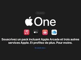 Apple One : on a sorti notre calculette pour compter les économies