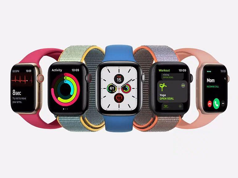 Keynote Apple en direct : Apple annonce la Watch Series 6