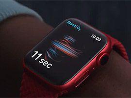 Keynote Apple en direct : la nouvelle Apple Watch Series 6 se dote d'un oxymètre de pouls