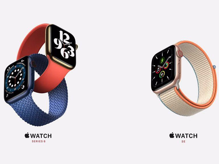 Apple Watch SE, la montre qui va à l'essentiel pour 299 euros