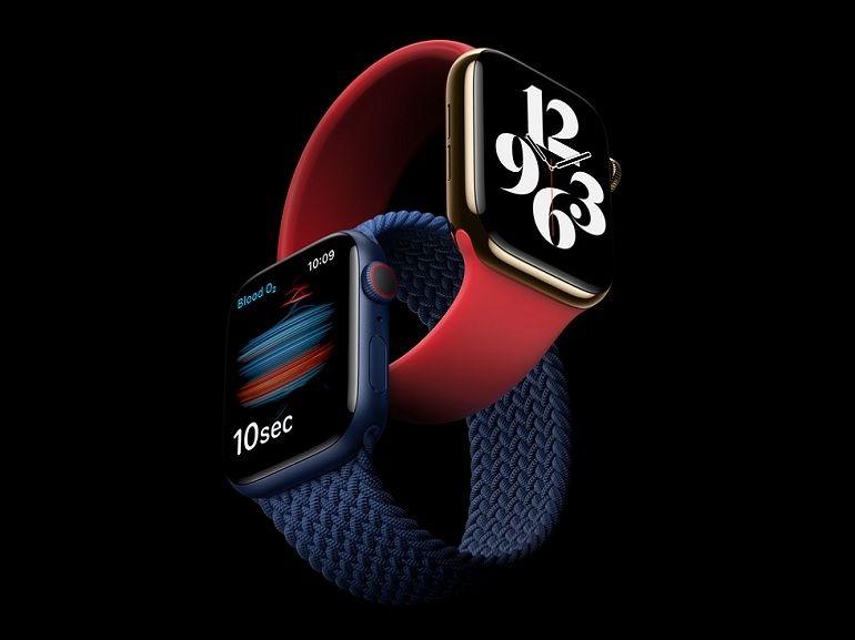 Apple Watch 6 officielle : suivi du sommeil, taux d'oxygène dans le sang, nouvelle puce, ce qu'il faut savoir