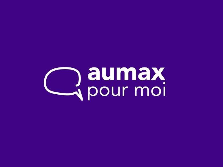 """Max, la néobanque change de nom et devient """"Aumax pour moi"""""""