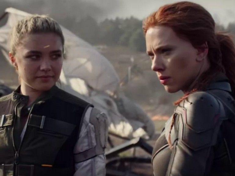 Disney repousse la sortie de Black Widow et d'autres films Marvel à 2021