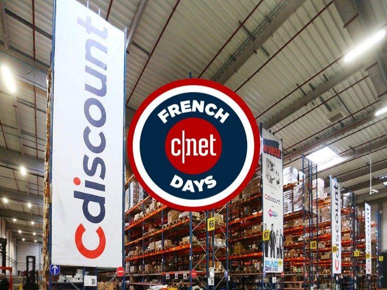 French Days : focus sur les plus belles promos Cdiscount du lundi