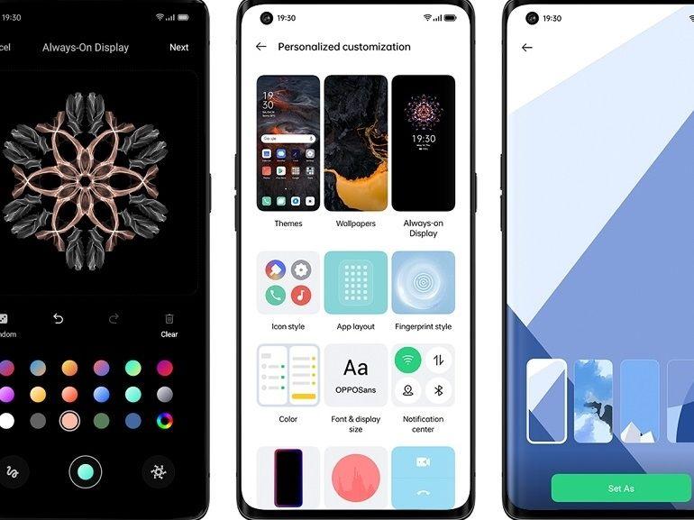 Oppo ColorOS 11 : nouvelles fonctionnalités et smartphones compatibles