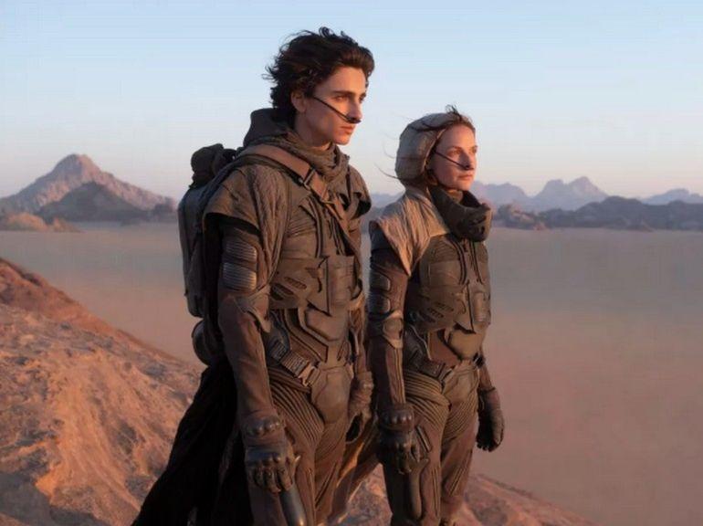 Dune, le film : découvrez une première bande-annonce à couper le souffle
