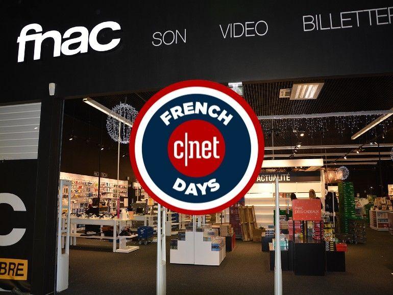 French Days Fnac Darty : toutes les meilleures offres du jour à la loupe
