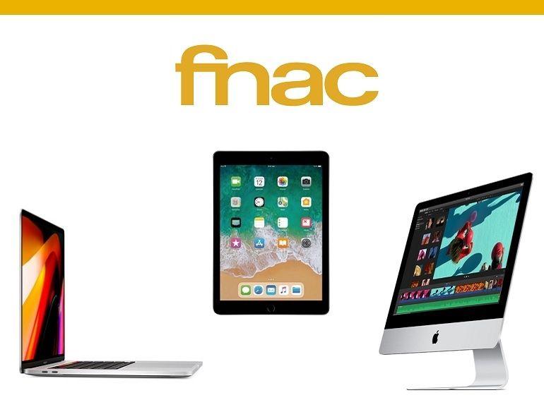 French Days : les meilleures offres Apple de la Fnac