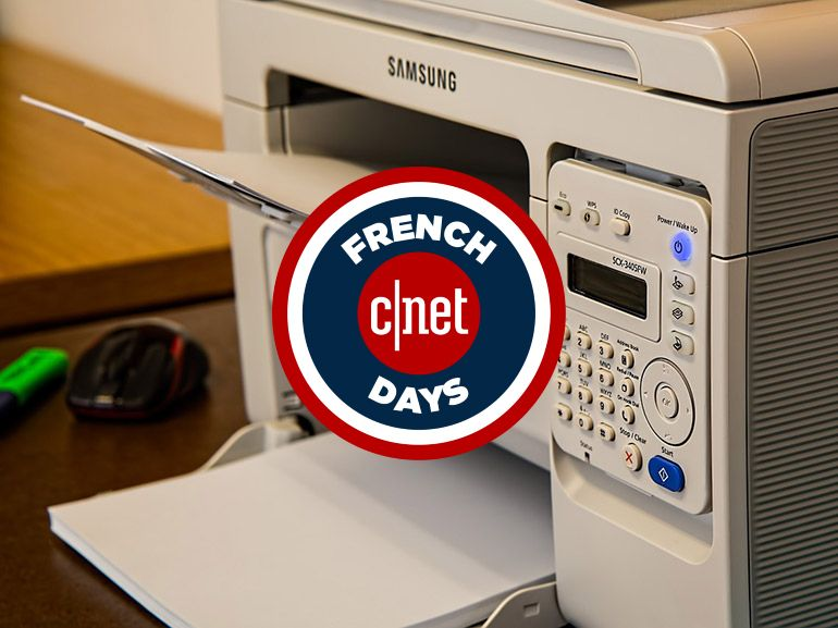 French Days 2020 : les imprimantes et multifonction en promo pour le dernier jour
