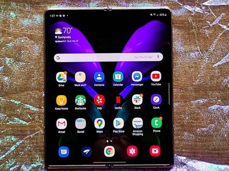 Test du Samsung Galaxy Z Fold 2 : un vrai pas en avant, une expérience unique