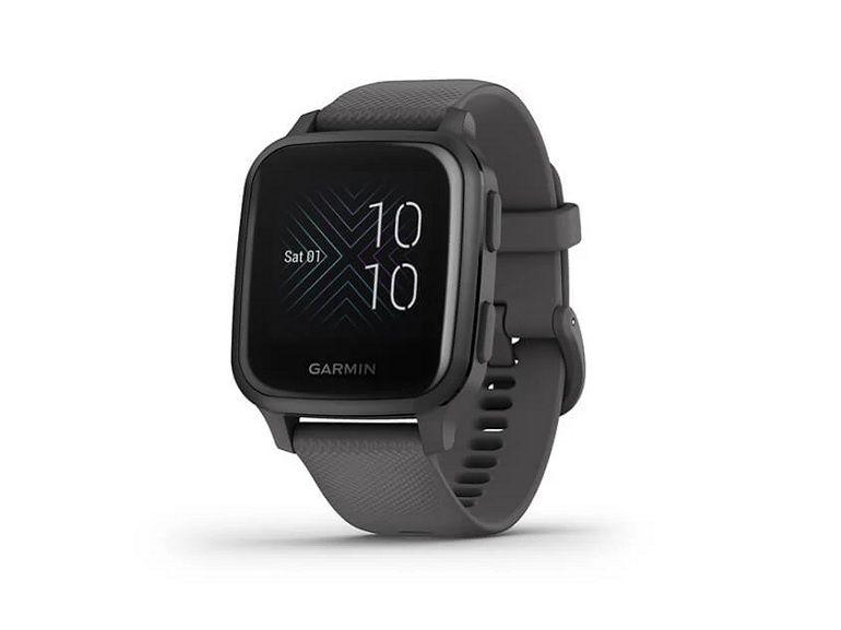Garmin Venu SQ : une nouvelle montre connectée avec GPS et oxymètre sous les 200 €