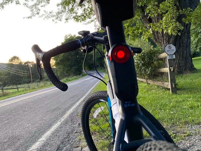 Test du Garmin Varia RTL515 : des yeux derrière votre vélo