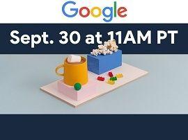 Une conférence Google le 30 septembre pour présenter le Pixel 5, un Chromecast et une enceinte