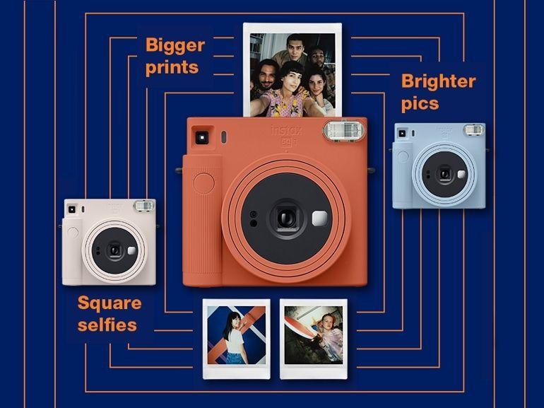 Instax Square SQ1 : Fujifilm présente un nouvel appareil photo instantanée au format carré